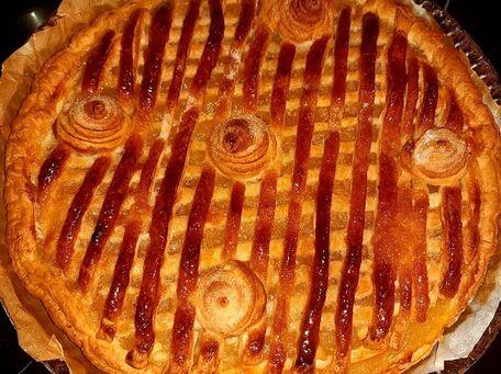 RECIPE MAIN IMAGE Grillé aux pommes