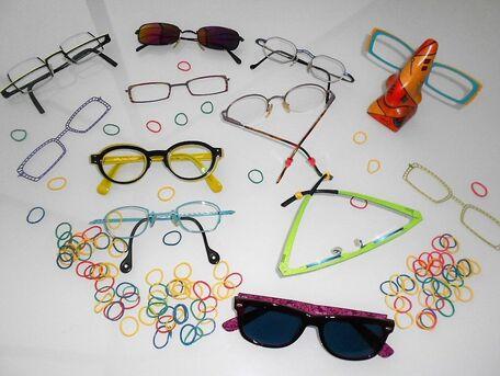 ADVICE MAIN IMAGE Pour que vos lunettes restent bien à leur place !