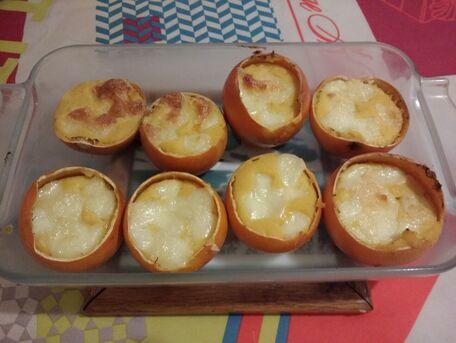 RECIPE MAIN IMAGE Pomme d'or mozzarella