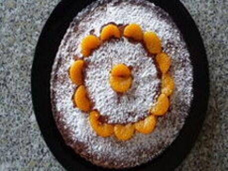 RECIPE MAIN IMAGE Gâteau à la mandarine.