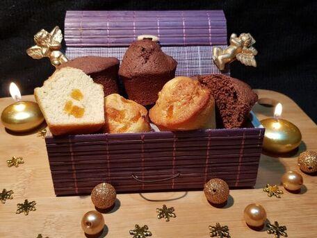 RECIPE MAIN IMAGE Petits trésors abricot et chocolat.