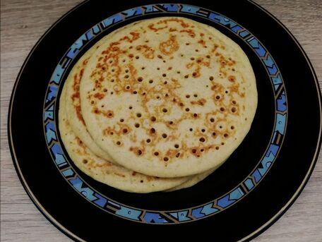RECIPE MAIN IMAGE Pancake au blé semi complet
