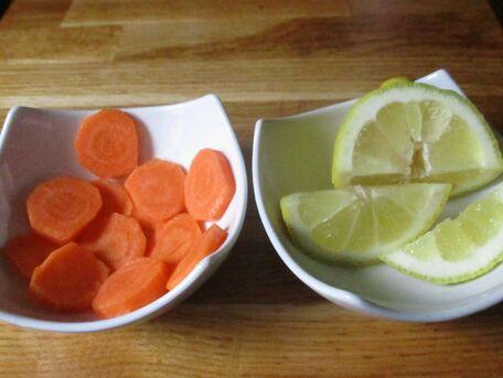 ADVICE MAIN IMAGE Un masque purifiant à la carotte et citron