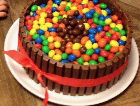 RECIPE MAIN IMAGE Gâteau gourmand
