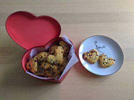 RECIPE MAIN IMAGE Les cookies de Valentin