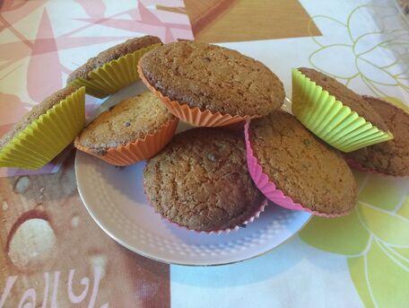 RECIPE MAIN IMAGE Muffins aux pépites de chocolat noir
