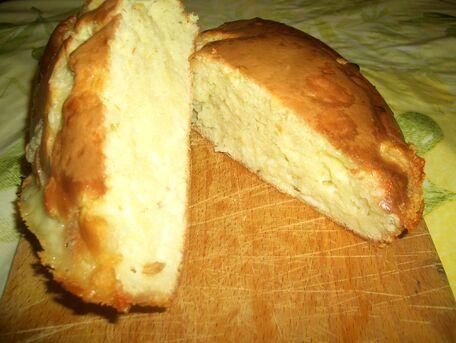 RECIPE MAIN IMAGE Gâteau à la tomme fraîche