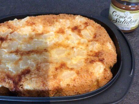 RECIPE MAIN IMAGE Gâteau ananas