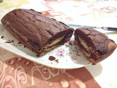 RECIPE MAIN IMAGE Cake marbré