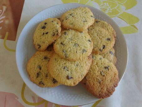 RECIPE MAIN IMAGE Cookies américains