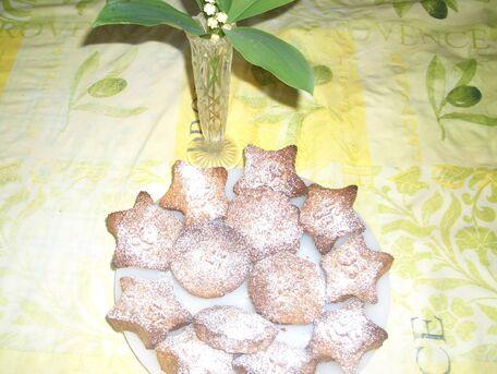 RECIPE MAIN IMAGE Lolottes, gâteaux du Perigord aux noix