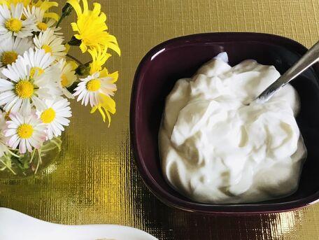 ADVICE MAIN IMAGE Du yaourt pour un teint éclatant