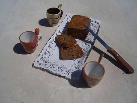 RECIPE MAIN IMAGE Pause café aux noisettes grillées