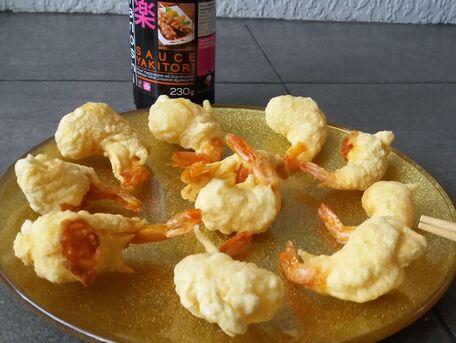 RECIPE MAIN IMAGE Crevettes
