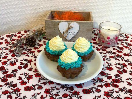 RECIPE MAIN IMAGE Cupcakes