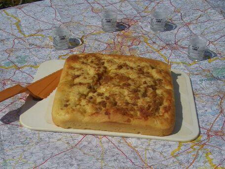 RECIPE MAIN IMAGE Tarte Chuque-spéculoos des Hauts-de-France