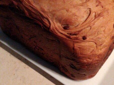 RECIPE MAIN IMAGE Brioche moelleuse aux pepites de chocolat