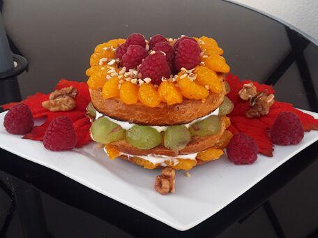 RECIPE MAIN IMAGE Sandwich fruité