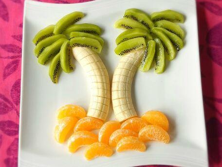RECIPE MAIN IMAGE Palmiers fruités et vitaminés