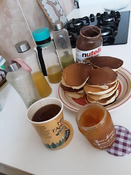 RECIPE MAIN IMAGE Pancakes mamounette