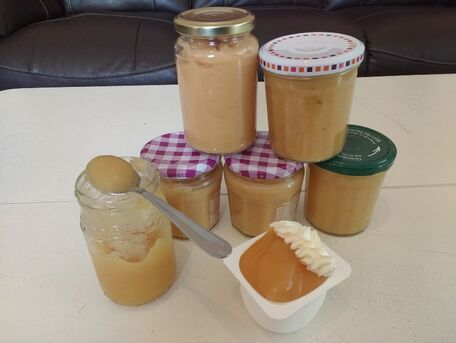 RECIPE MAIN IMAGE Compote pomme-coing cannelle