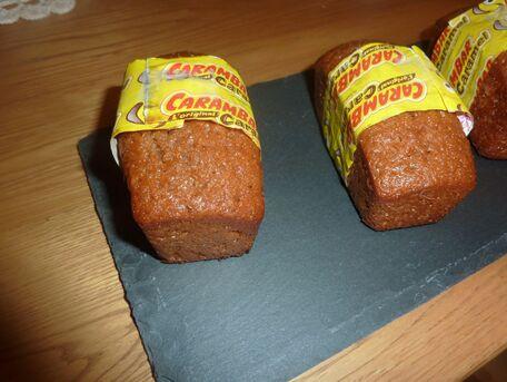 RECIPE MAIN IMAGE Cake aux carambars