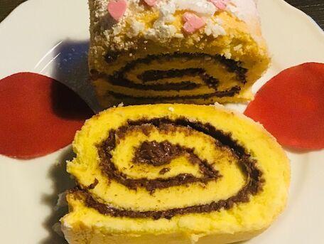 RECIPE MAIN IMAGE Mon gâteau roulé au chocolat
