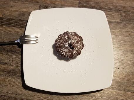 RECIPE MAIN IMAGE Moelleux au chocolat et beurre salé ultra simples