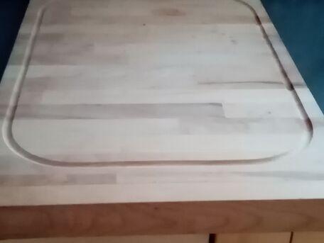 ADVICE MAIN IMAGE Nettoyage planche à découper