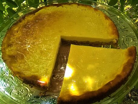 RECIPE MAIN IMAGE Tarte spéculos et fromage blanc