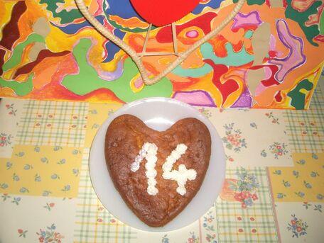 RECIPE MAIN IMAGE Coeurottes cake de Saint Valentin