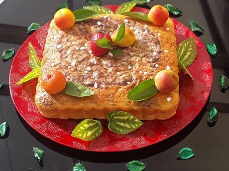 RECIPE MAIN IMAGE Mon Gâteau au chocolat