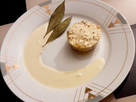 RECIPE MAIN IMAGE Gratin chou-fleur/pommes de terre
