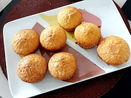 RECIPE MAIN IMAGE Muffins cannelle