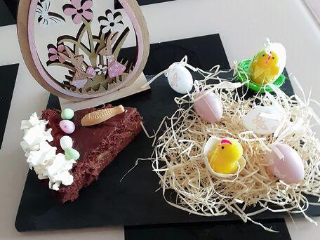 RECIPE MAIN IMAGE Gâteau poire/chocolat