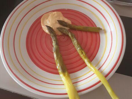 ADVICE MAIN IMAGE Les asperges parfaites