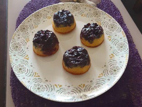 RECIPE MAIN IMAGE Muffins tatin