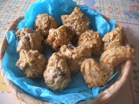 RECIPE MAIN IMAGE Croquons ces petits cookies roquefort - noix