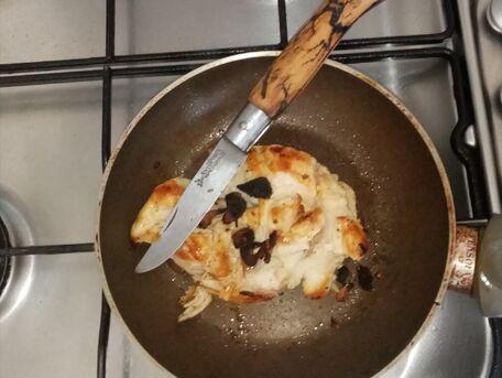 ADVICE MAIN IMAGE Pressés pour faire cuire un blanc de poulet !!!