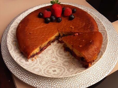 RECIPE MAIN IMAGE Le gâteau moelleux de mamie