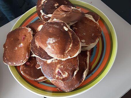 RECIPE MAIN IMAGE Pancakes comme quand j'étais petite
