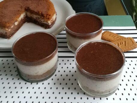 RECIPE MAIN IMAGE Dessert en mousses