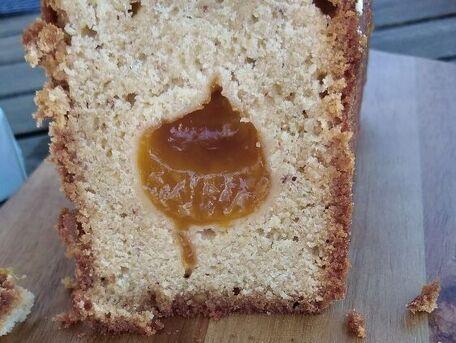 RECIPE MAIN IMAGE CAKE BIO CORSE AU CŒUR COULANT CEDRAT