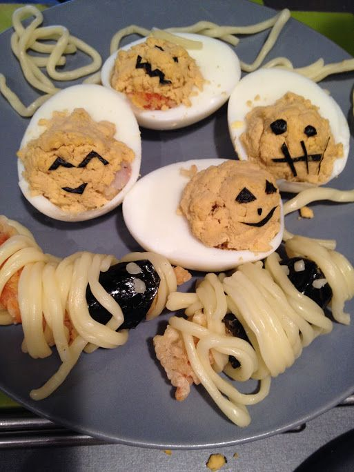 Recette Halloween Oeufs Shopadvizor