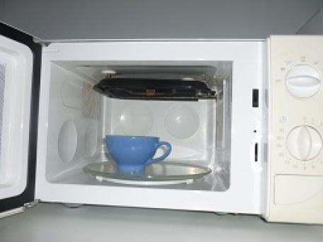recipes conseil nettoyer son micro onde au vinaigre blanc shopadvizor. Black Bedroom Furniture Sets. Home Design Ideas