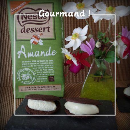 RECIPE MAIN IMAGE Mousse au chocolat blanc
