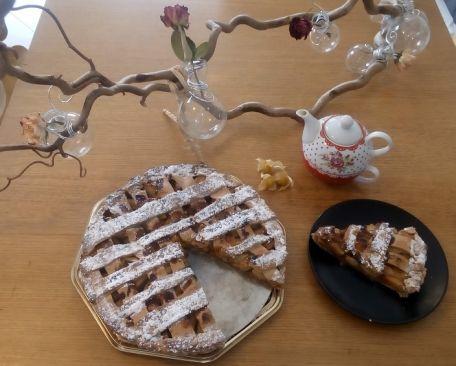 RECIPE MAIN IMAGE La tarte aux pommes !