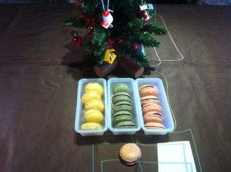 RECIPE MAIN IMAGE Macarons de fête