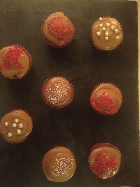 RECIPE MAIN IMAGE Cupcake caramel beurre salé