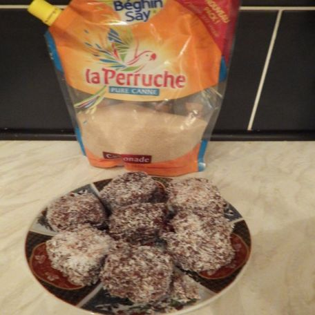 RECIPE MAIN IMAGE Pavés au chocolat